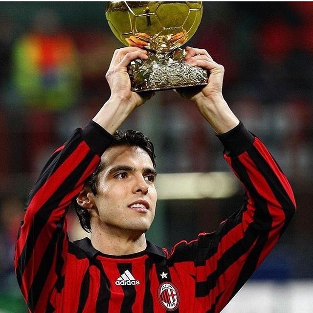 Happy birthday Kaka