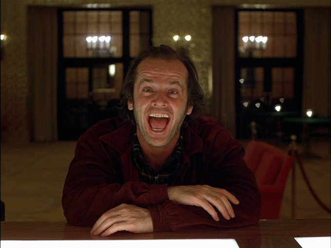 Happy 80th birthday to Jack Nicholson, one of the greatest actors to ever grace the silver screen!!