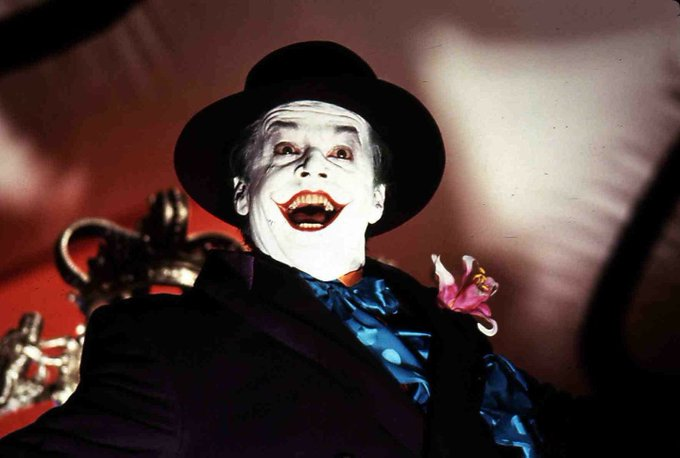 Happy 80th Birthday to the Joker from my Childhood Mr. Jack Nicholson