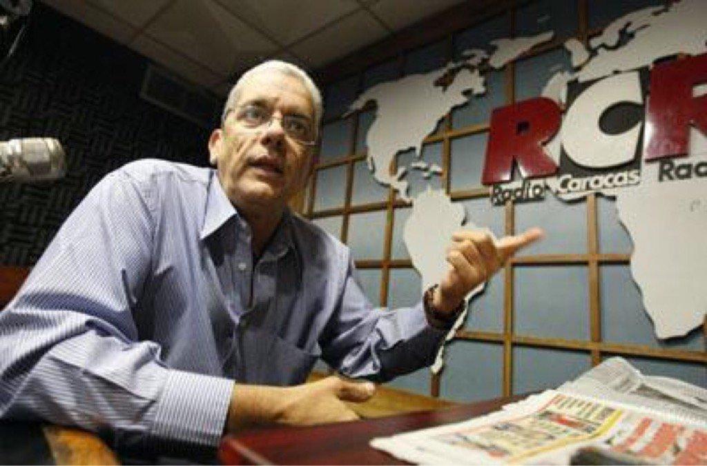 Hoy falleció Javier Perera Diaz, Gerente de Información de 750RCR, periodista, gran luchador. QEPD