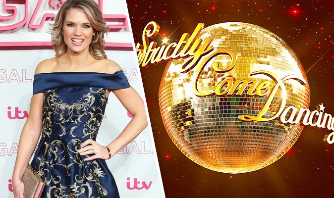 Strictly Come Dancing 2017: GMB's Charlotte Hawkins reveals TRUTH behind rumours https://t.co/wVtC1vgeG7