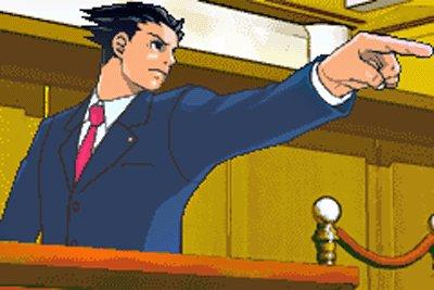 【悲報】『逆転裁判』シリーズのキャラクター総選挙、主人公さんベスト5にすら入れない   #相互フォロー