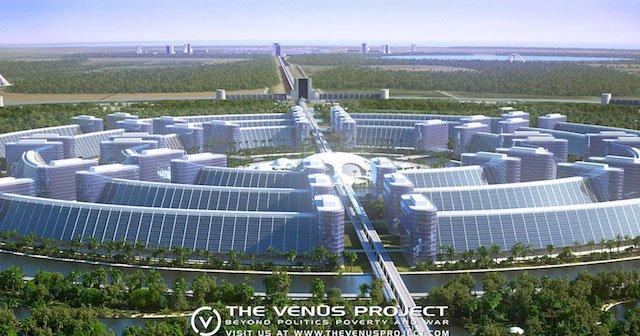 現代のダビンチが提唱する「お金のいらない世界」。究極の理想郷「ザ・ヴィーナス・プロジェクト」が進行中▶︎