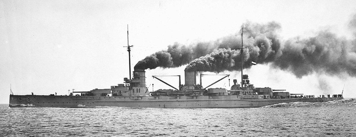 test ツイッターメディア - ドイツ海軍 巡洋戦艦 ゲーベン  1912年ハンブルクのブローム・ウント・フォス社で建造された。 就役後は地中海艦隊の旗艦として活動したが、1914年にオスマン帝国へと売却されヤウズ・スルタン・セリムと改名された。 https://t.co/SvtaX7uHPt