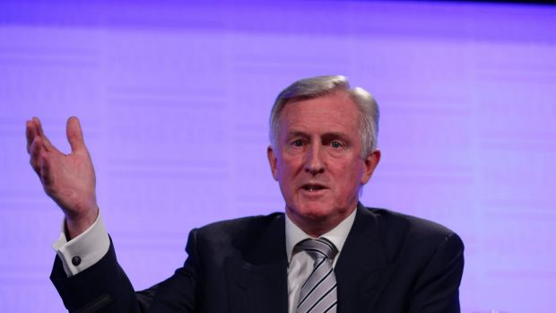 Retirement savings at risk from climate change: John Hewson