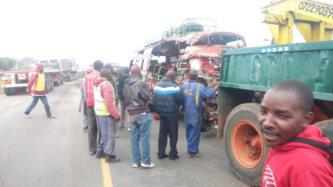 Nairobi-bound