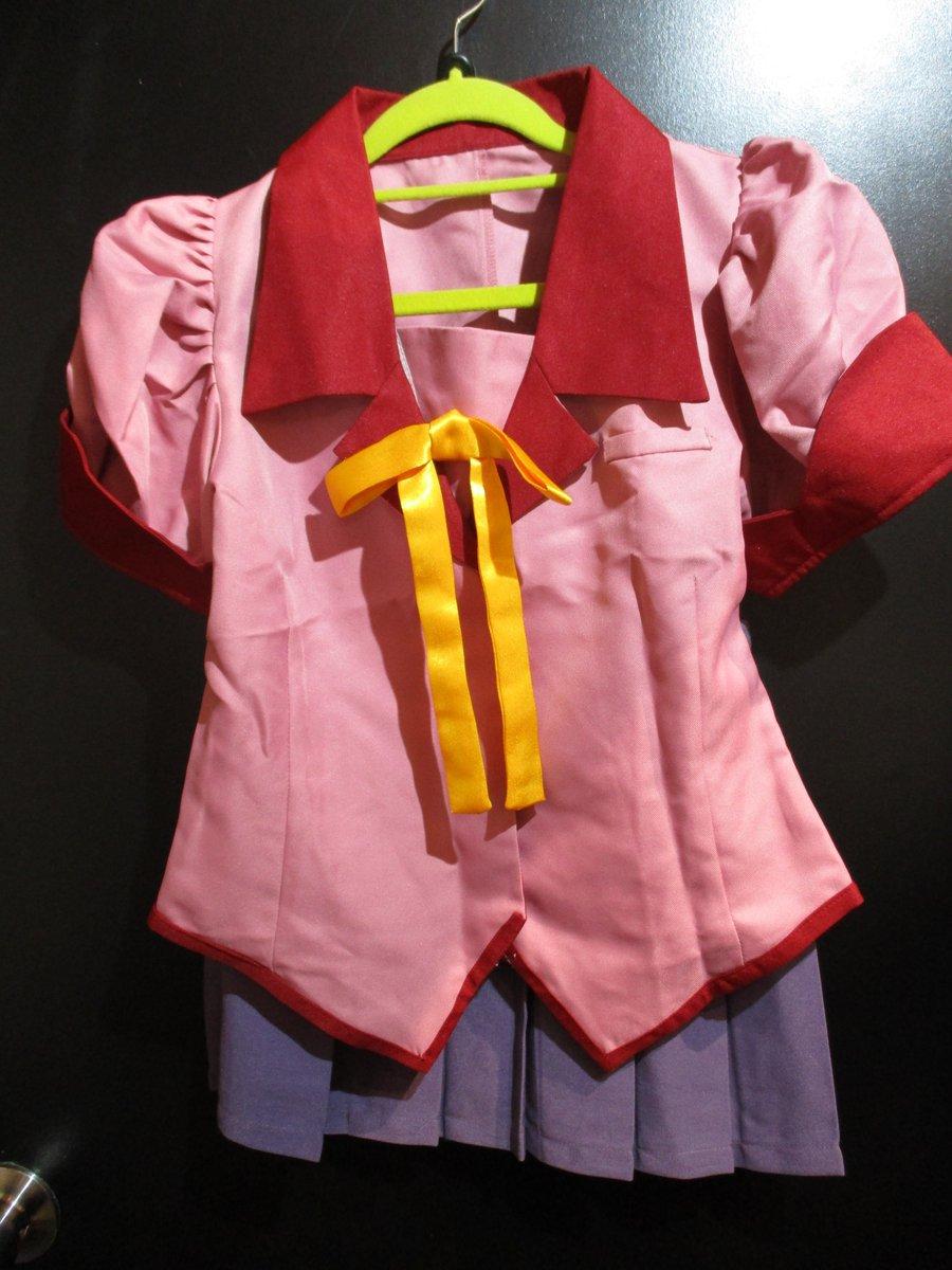 「物語シリーズ」より神原駿河の夏女子制服衣装が入荷致しました! #コスプレ #kbooks  #ニコニコ超会議2017