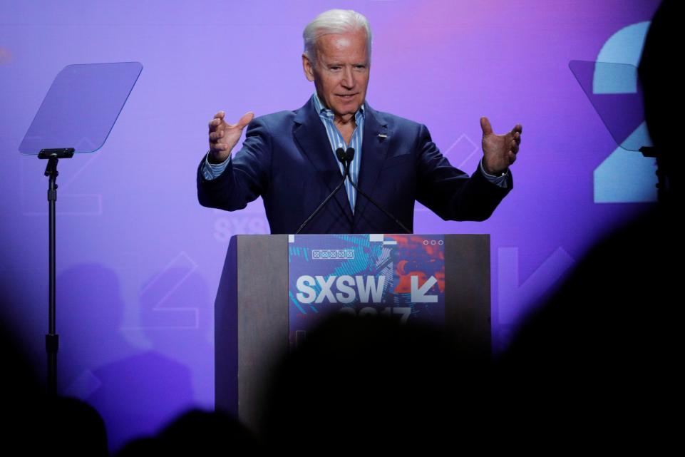 Joe Biden reminds students: It's rape if a woman is drunk