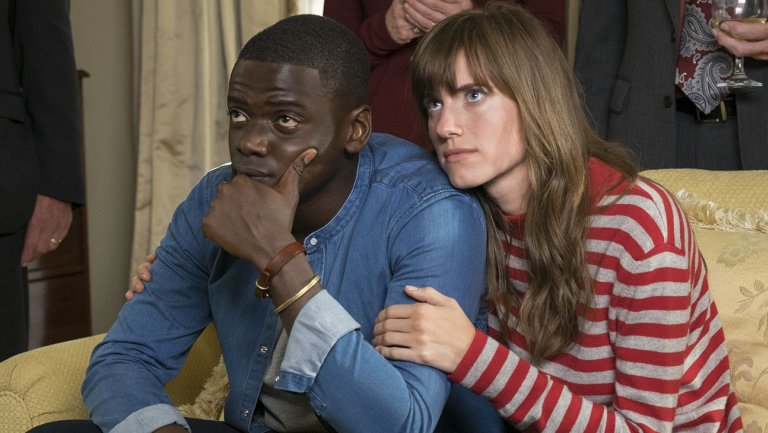 Oscars: Early contender GetOut gets in to (garden) party mode