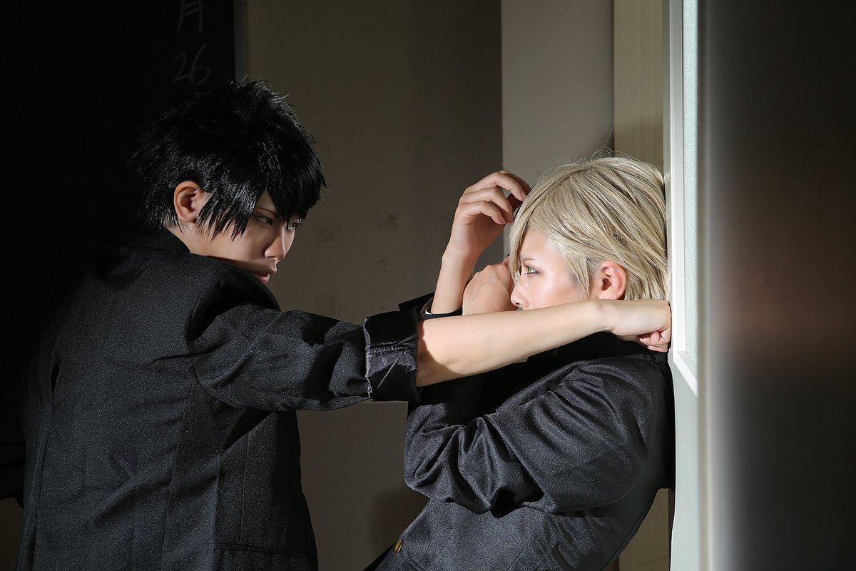 【コスプレ】ドリフェス!/KUROFUNE結成前ー腐った台詞聞かせんじゃねぇ!        お前は一生止まってろー勇人