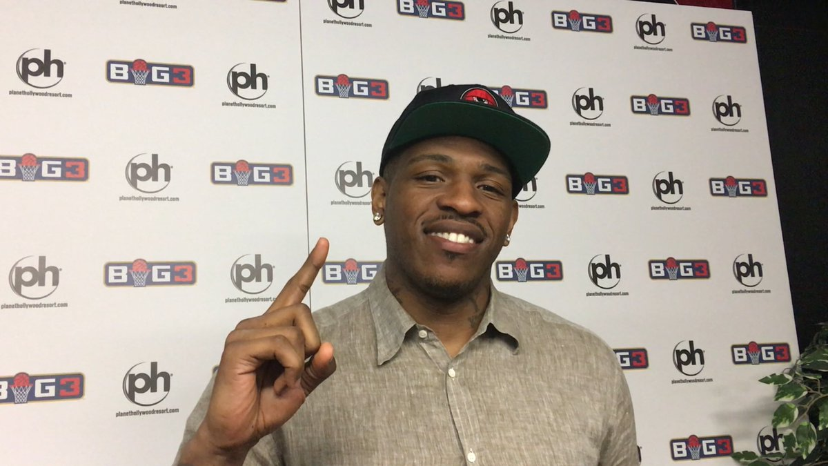 Rashad mccants was the no 1 pick in the big3 league by trilogy