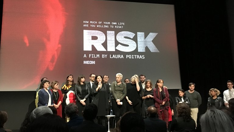 Oscars: Julian Assange doc 'Risk' becomes clear frontrunner