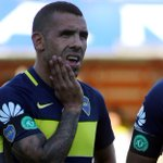 Tevez agrees to join Chinese club Shanghai Shenhua - Football