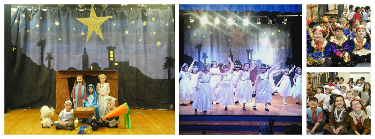 A beautiful nativity performed by KS1 at SSSJ #ChristmasTradition https://t.co/nyRneVPauP