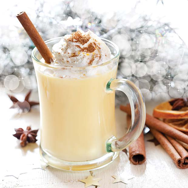 December 24th is National Eggnog Day! https://t.co/kcd7YN5mEK #nationaleggnogday Happy Hanukah https://t.co/K88X3xVFGQ
