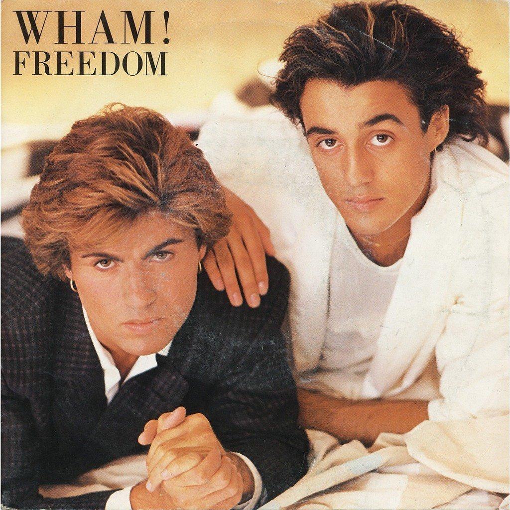 ジョージ・マイケル氏死去のニュースに心から落胆。小学生の頃にWham!の曲freedomに魅せられ30年余りたった今でも元気回復の曲はいつも必ずfreedom!Wham!が大好きでした。 御冥福をお祈り申し上げます。 どうぞ安らかに https://t.co/jS377ZynPb