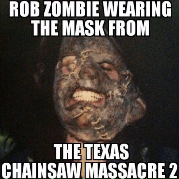 Happy Birthday Rob Zombie!