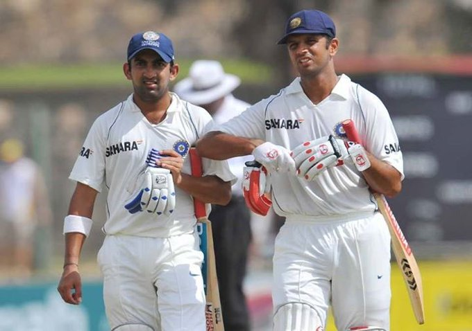 Happy Birthday Sir Rahul Dravid.  Wishing you alot of happiness ahead.