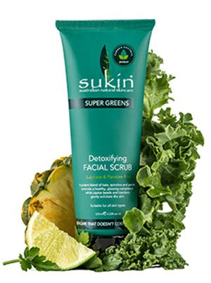Free Sukin Facial Scrub - free freebies freestuff latestfreestuff
