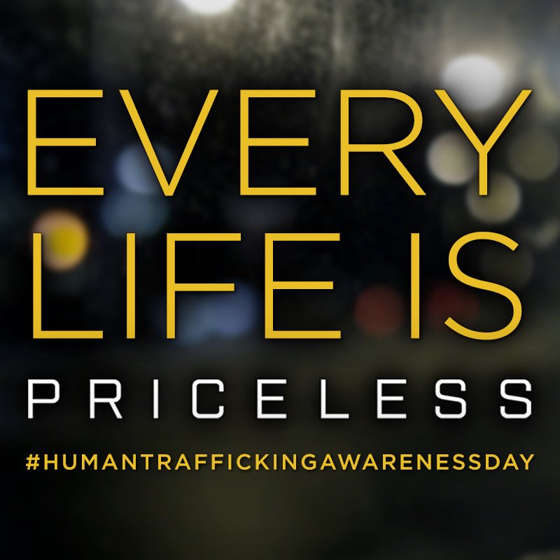 RT @PricelessMovie: Every Life is PrIceless  #HumanTraffickingAwarenessDay https://t.co/affnFcLjan