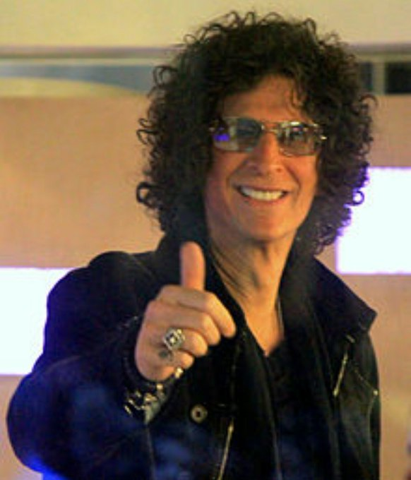 Happy Birthday to Howard Stern born on this day in 1954. Happy Birthday Howard  !!