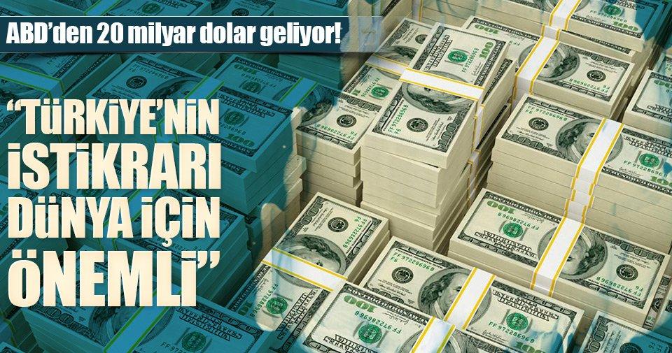 Türkiye'ye 20