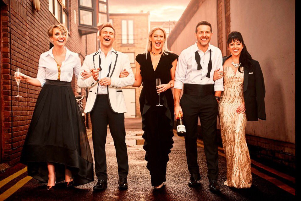 IT'S TIME TO BEGIN.... #Steps20 #20YearsOfSteps