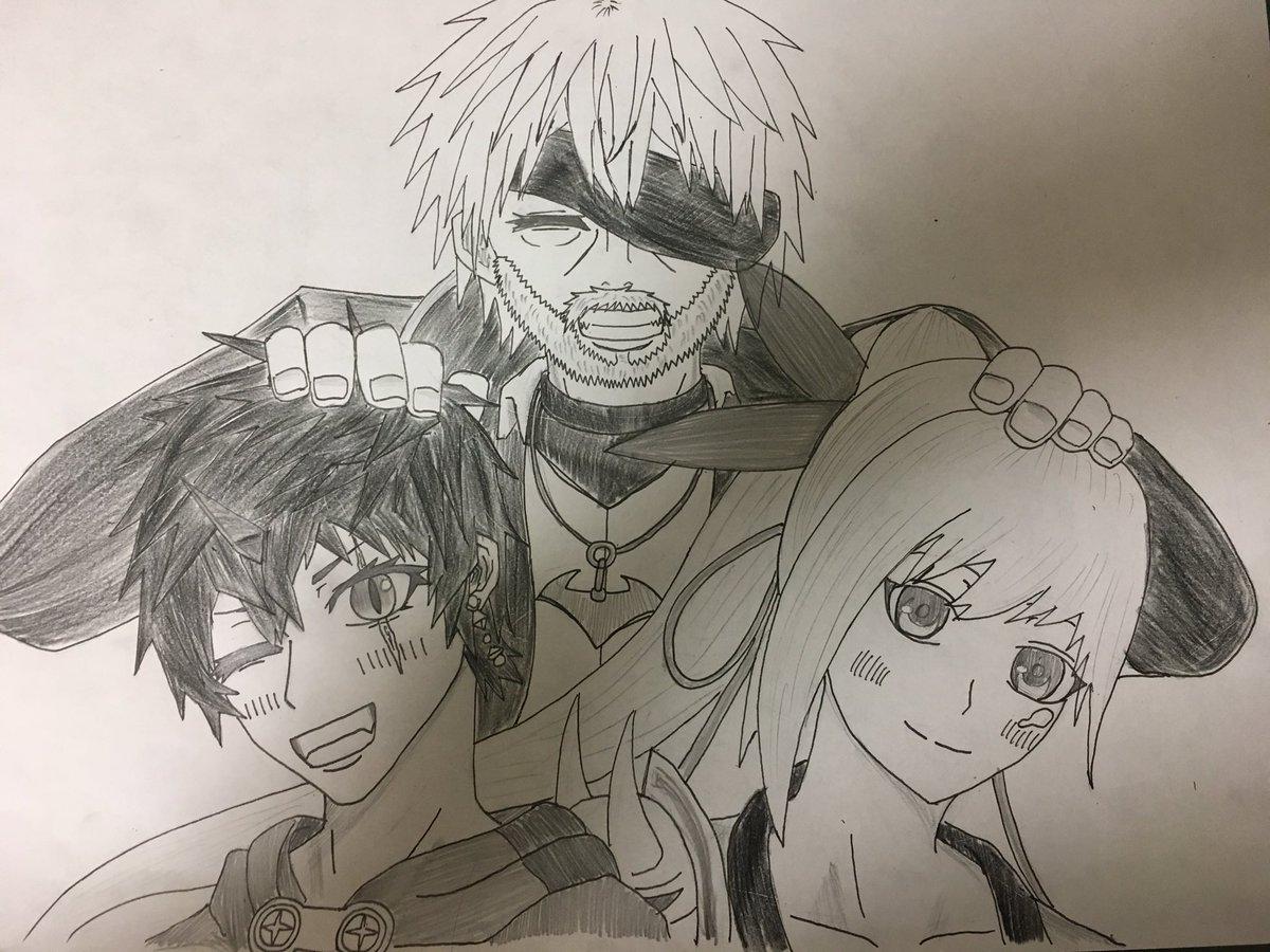 アニメPSO2 最終回「流れ雲」