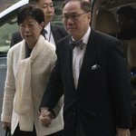 Ex-Hong Kong leader Donald Tsang pleads not guilty to bribery