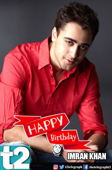 T2 wishes a very happy birthday to Imran Khan. Come back to the screen soon!
