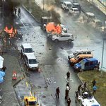 Turkish police kill two attackers after car bomb in Izmir