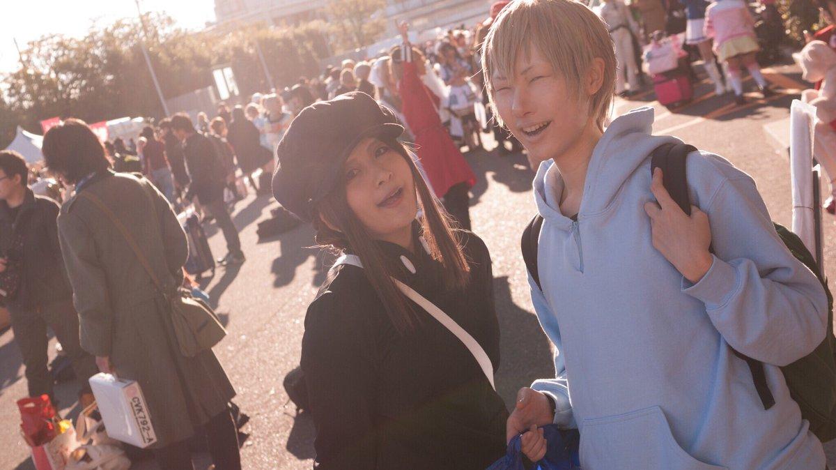 【コス】コミケ、冬の祭典。▷遊馬崎ウォーカー▷狩沢絵理華: photo: #C91コスプレ #C91#デュラララ #dr