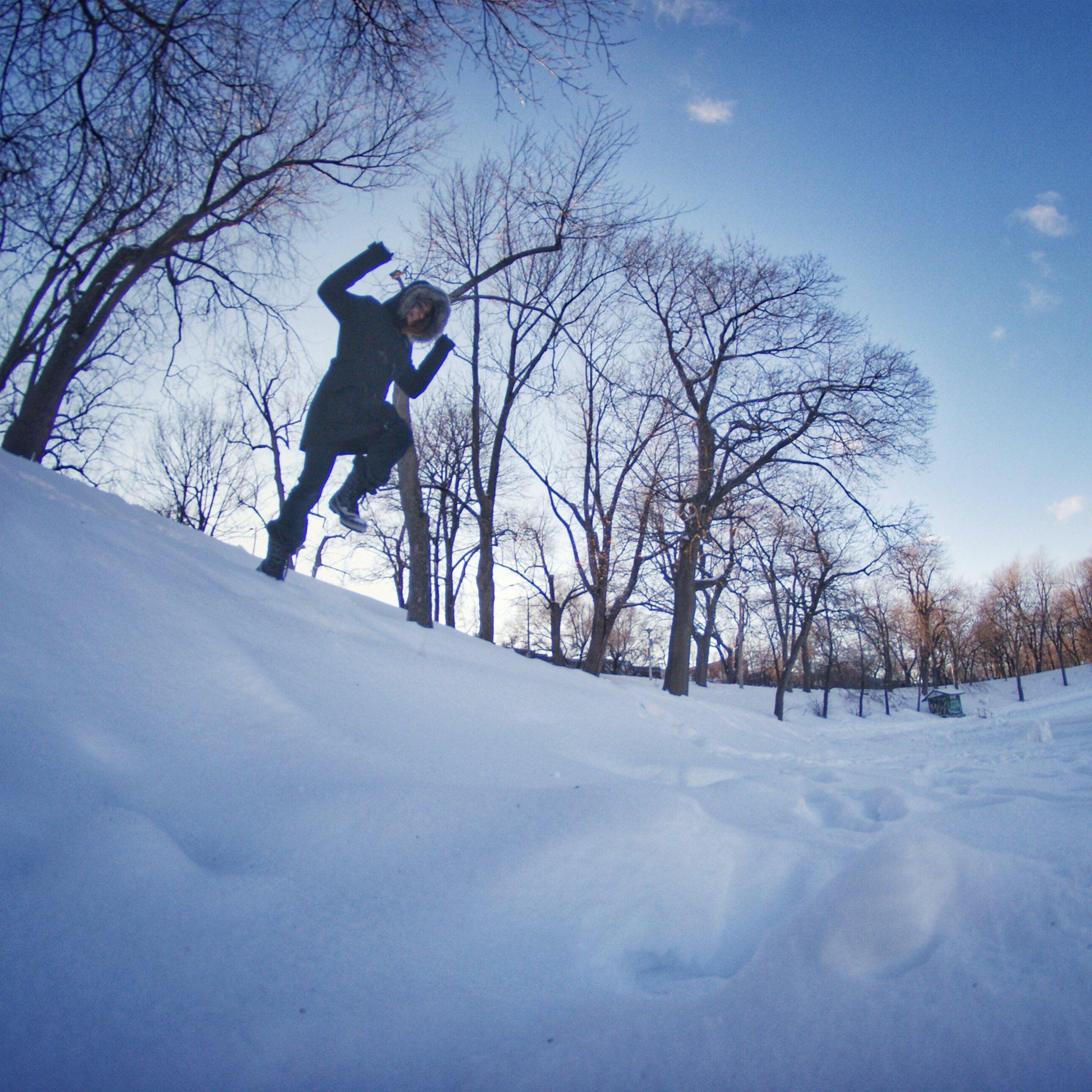 L'hiver bat son plein à Montréal https://t.co/cUKXZzw1AD