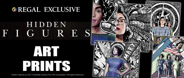 Crown Club members! #HiddenFigures art prints are now available in our Reward Center: https://t.co/DViENT3GPE https://t.co/XJYT2Xgfzp