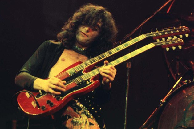 "Happy Birthday \""GOD\"" Jimmy Page ZoSo"