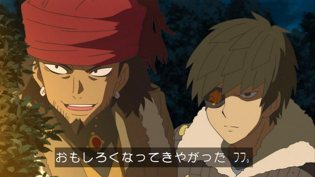 平田さんボイスのやんちゃ系ワイルドお兄ちゃんと、石田ボイスの冷酷無口弟な兄弟が出てくるアニメ、マジンボーンをよろしくな!