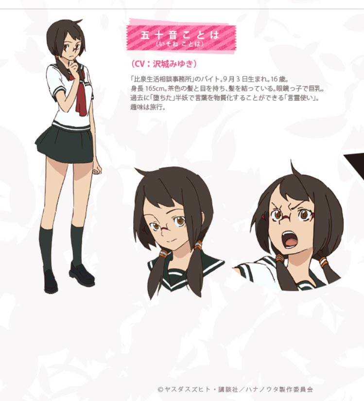 沢城みゆきさんがCVやってるアニメで夜桜四重奏ってあるんですよ!見よう!!