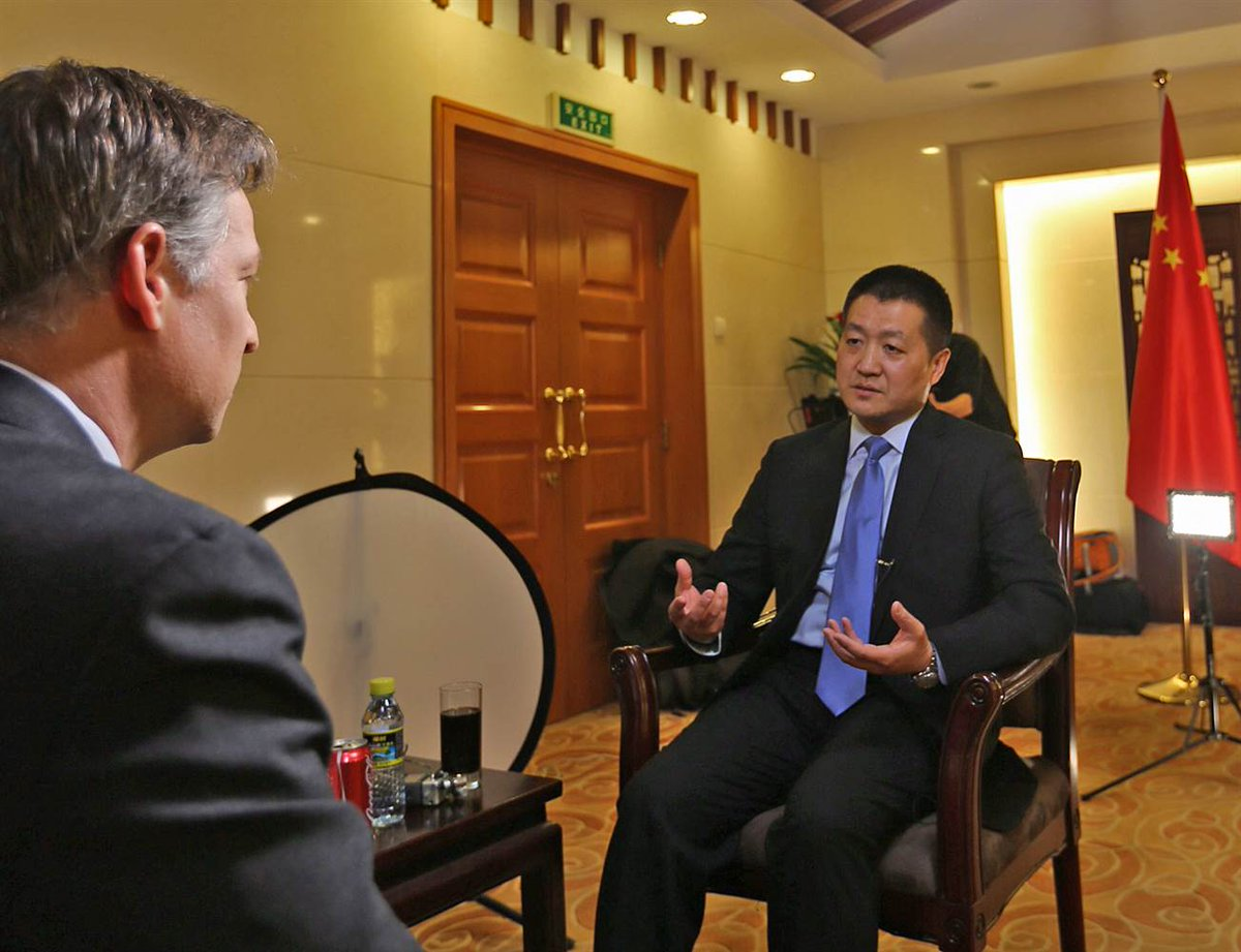 Exclusive: 'One China Policy' is not negotiable, senior Chinese Foreign Ministry official tells @RichardEngel. https://t.co/QytVQM158c