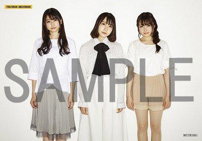 【特典画像UP】2月8日発売のTrySailの5thシングル「オリジナル。」の予約特典「生写真」画像UP!TVアニメ「亜