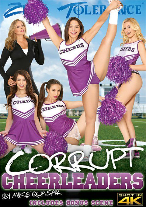 #ComingSoon CORRUPT CHEERLEADERS starring @caseycalvertxxx @Abella_Danger @JoselineKellyx @AlexaGraceXXX