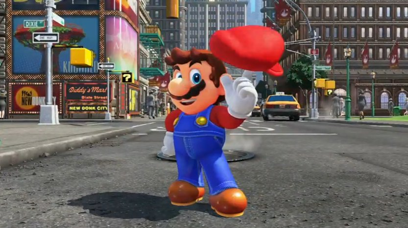 AFTER THIRTY YEARS, MARIO FINALLY MADE IT BACK TO BROOKLYN https://t.co/W8TaC0tspx