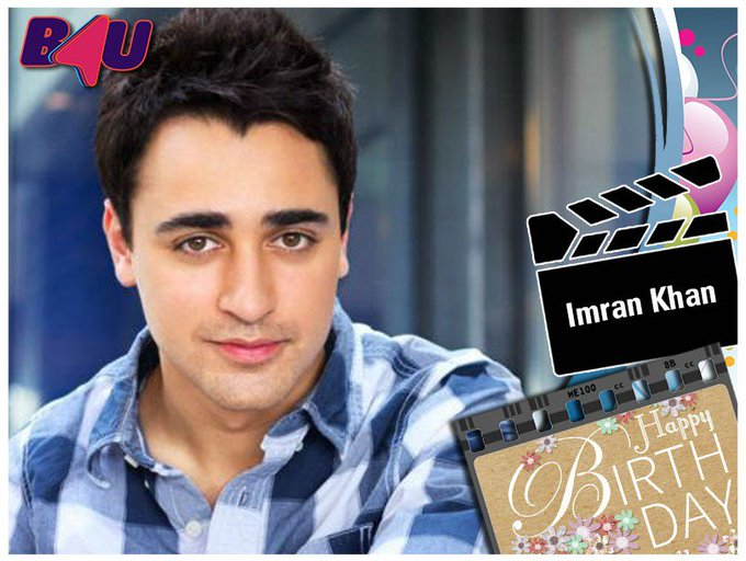We wish Imran Khan a very happy birthday!