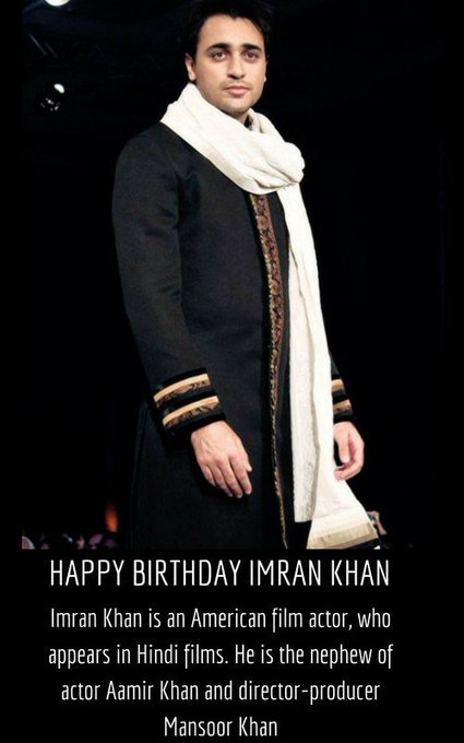birthday Imrankhan