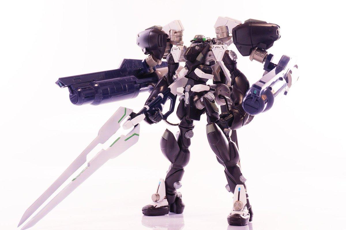 「確かに助けたぞ…一騎…」ロボット魂ファフナーマークフィアー完成です!EXODUSで再登場した際の姿をベースにしました。