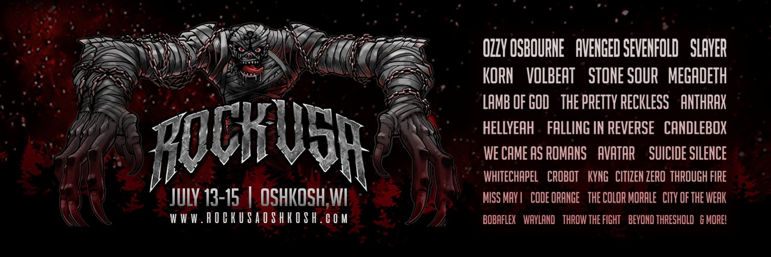 Tickets are on sale now for @officialrusa: https://t.co/KnYv8H7wRV https://t.co/okPpBvIbFk