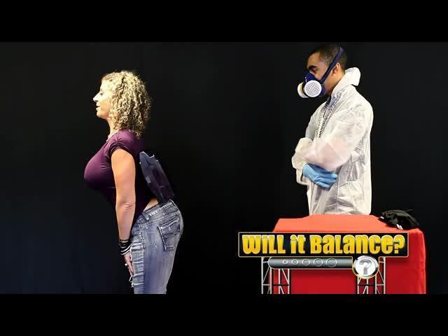 I've been balancing things on my #ass for years! #WIB #WillItBalance #SaraJayTV #youtube https://t.co/9MbvfddoGa