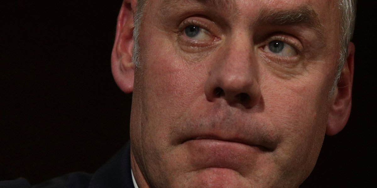 Donald Trump's interior pick compares drilling for oil to hunting and fishing