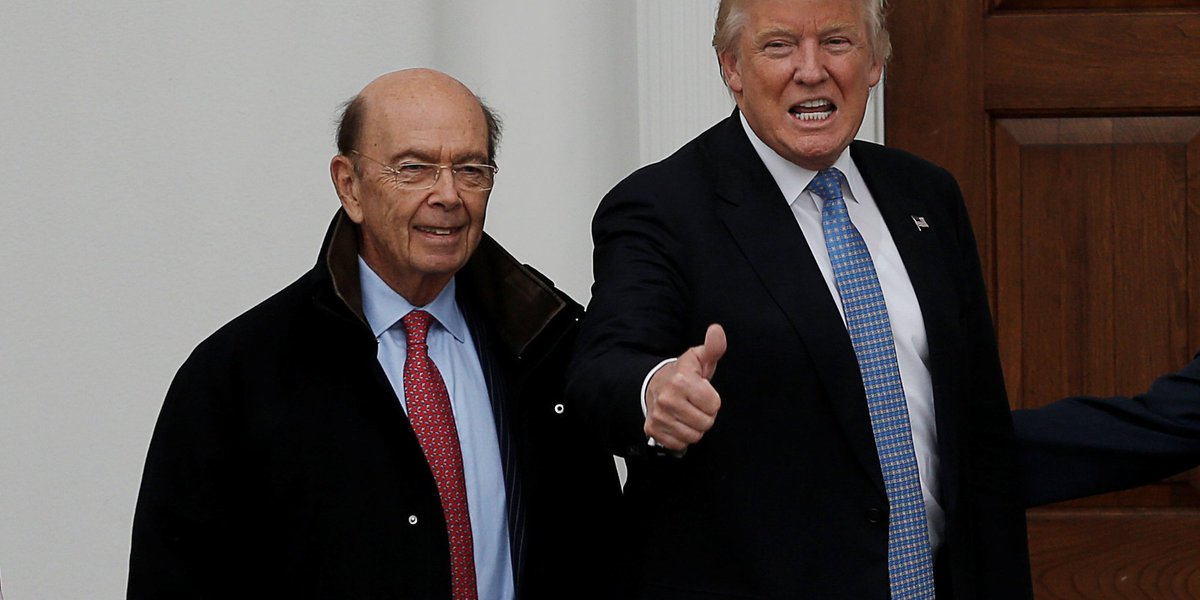 Wilbur Ross fired undocumented household worker before hearing