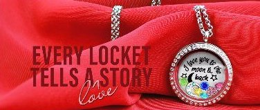 I Love You to the Moon and Back Locket Giveaway