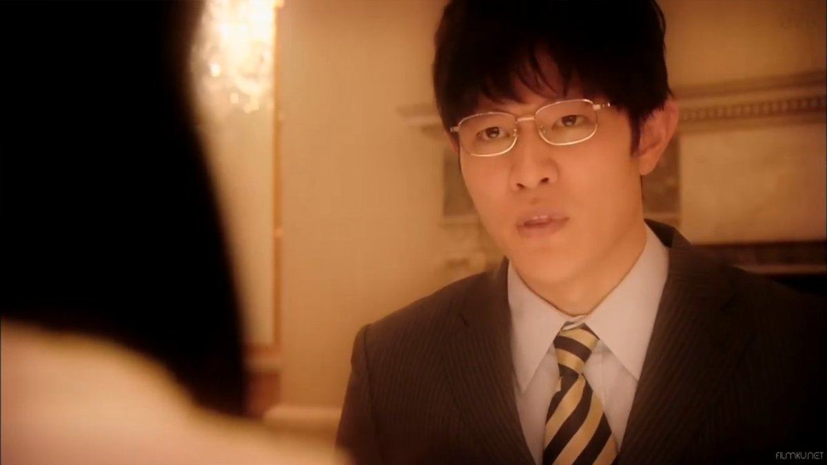 Suzuki Ryohei is back to his normal weight. Haha remember wh
